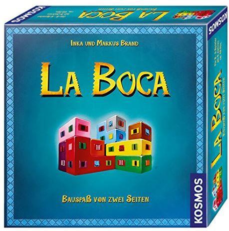Kosmos 691776   La Boca Brettspiele für 3 – 6 Spieler ab 8 Jahren ab 19,56€
