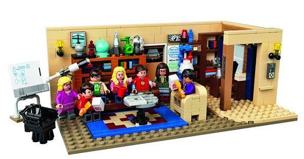 Lego 21302 The Big Bang Theory Lego 21302   The Big Bang Theory für 53,99€ (statt 69€)