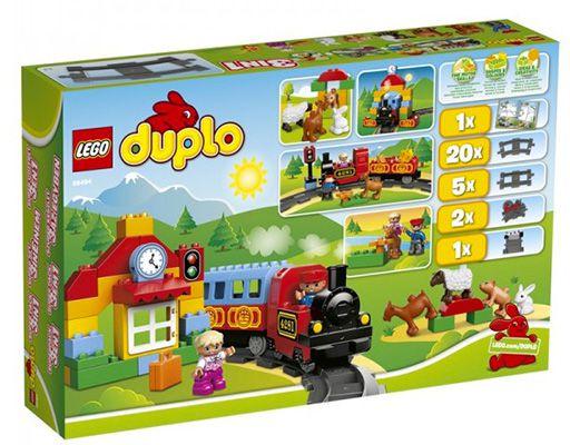 Lego Duplo   Super Pack 3 in 1 Eisenbahn für 54,94€