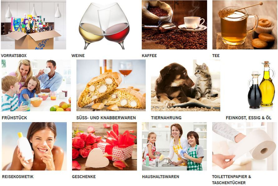 Lidl Tipp: Online Lebensmittel, Spirituosen & Drogerieartikel bei LIDL versandkostenfrei