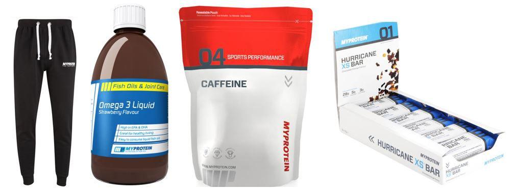 MyProtein: Lagerverkauf mit Rabatten bis zu 50% auf ausgewählte Artikel mit zum Teil 30% Extrarabatt!