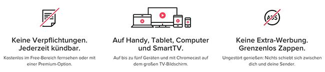 Magine TV 3 Monate nur 4,98€   40 TV Sender streamen