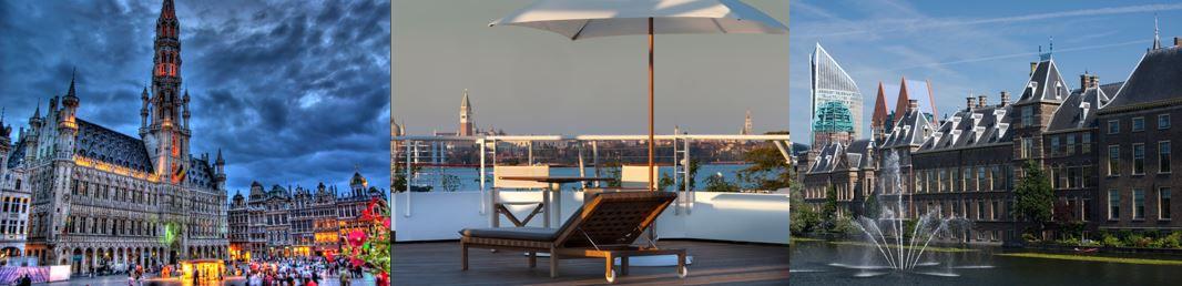 Hampshire Hotel – Den Haag Niederlande statt 117€ ab nur 69€ @Secret Escapes