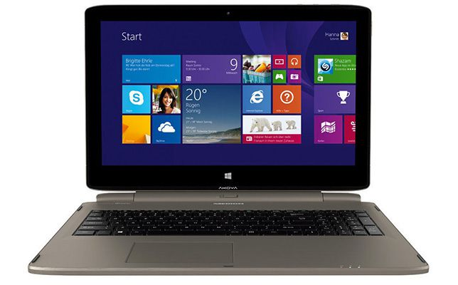 Medion Akoya S6214T MD99440 Full HD Touch Notebook (B Ware) für 233,99€ (statt 315€)