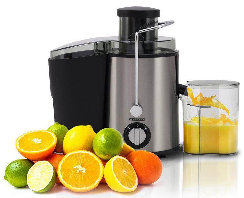 Melissa 16230026 Gemüse und Obst Entsafter mit 400Watt Motor für nur 32,80€