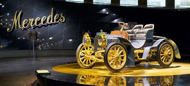 Mercedes Benz Museum Besuch + Übernachtung im Mövenpick Hotel Stuttgart ab 65€ p.P.