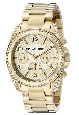 Michael Kors MK5166 Michael Kors MK5166 Damen Armbanduhr für 110,30€ (statt 138€)