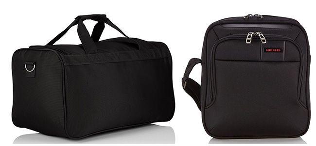 Mirano Koffer und Taschen stark reduziert bei Amazon   z.B. 4,5 Liter Koffer ab 9,79€