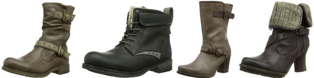 Mustand damen Boots MUSTANG Herren Boots und Damen Stiefletten als Amazon Tagesangebot
