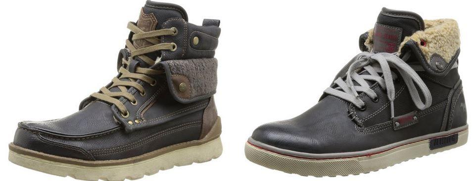 Mustang Herren Boots MUSTANG Herren Boots und Damen Stiefletten als Amazon Tagesangebot