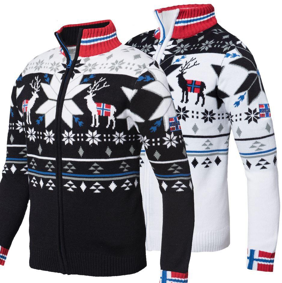 Nebulus HARVARD   warme Norweger Jacke für Damen und Herren je 34,99€