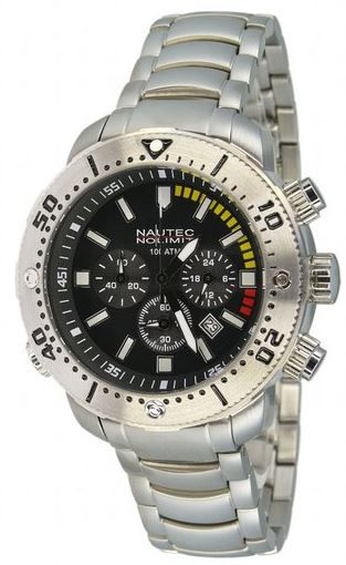 Nautec No Limit Ultimate Ocean 2 Herren XL Chronograph für 124,99€