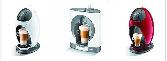Nescafé Dolce Gusto Maschinen mit 40€ Guthaben kaufen @Amazon