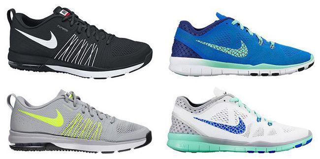 Nike Schuhe für je 65€   z.B. Free 5.0 TR Fit 5 Breathe Fitnessschuhe