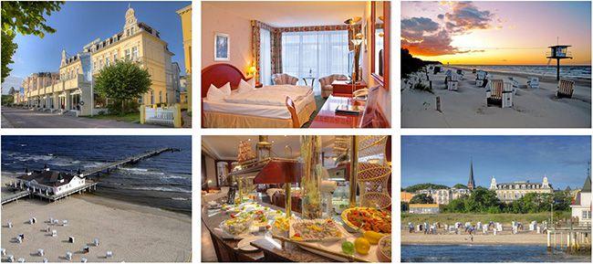 3 Tage Ostsee im 4 Sterne Hotel mit Frühstück & Extras ab 79€ p.P.