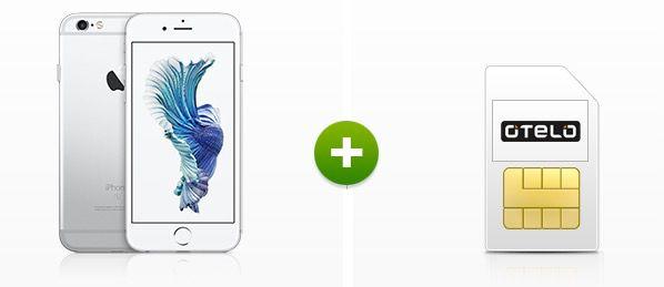 Nur heute! Otelo Allnet Flat XL mit 2GB Daten + TOP Smartphone ab 30,03€ monatlich