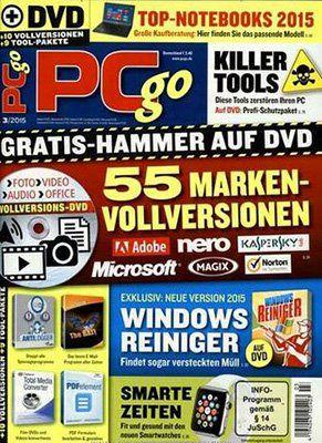 PCgo Classic DVD Jahresabo für 14,80€