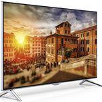 Panasonic Viera TX-55CXW404 – 55 Zoll Smart TV mit Ultra HD und Triple Tuner (EEK: A+) für 629€