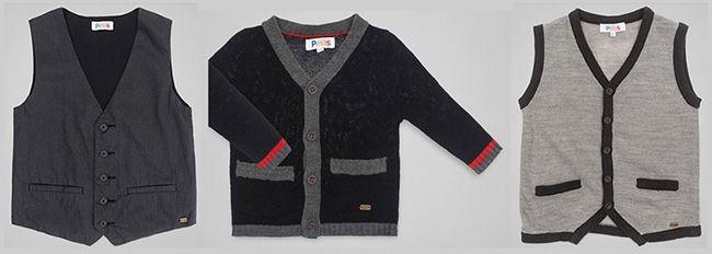 Petits Kinderkleidung bei vente privee   z.B. Weste für 6,50€