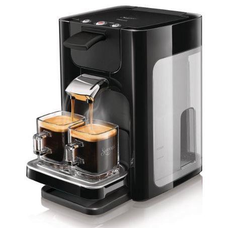 Phi kaff Philips HD7863/80   Senseo Quadrante Kaffeepadmaschine für nur 64,95€