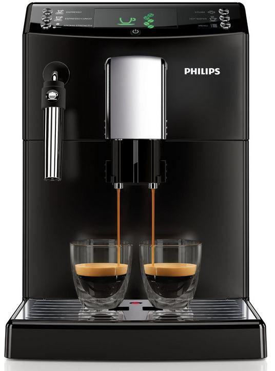 Philips HD8831/01 Kaffeevollautomat mit Dampfdüse für 229€ (statt 297€)