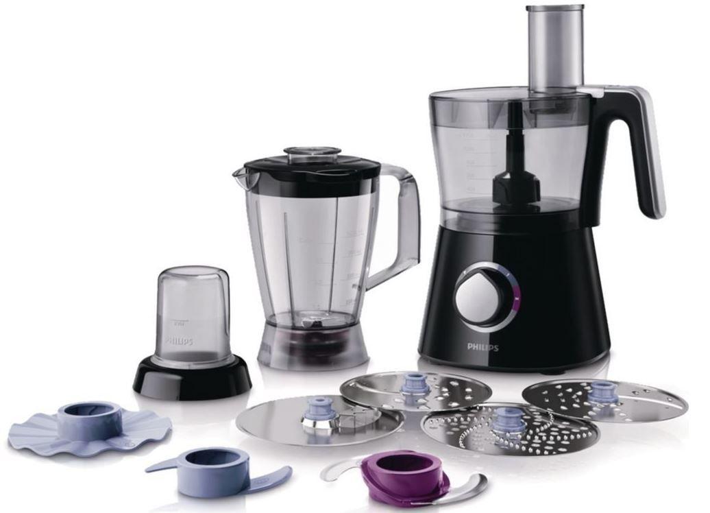 Philips HR7762/90   Küchenmaschine mit 28 Funktionen für 69€