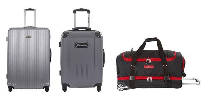 Platinium Sale Platinium Sale bei vente privee   günstige Koffer, Taschen und Accessoires
