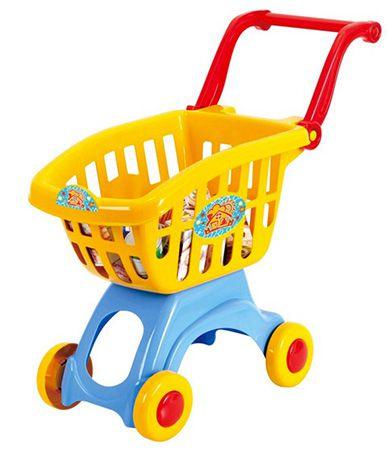 Playgo 3240   Leiner Einkaufswagen inkl. 13 Teile ab 9,24€ (statt 20€)