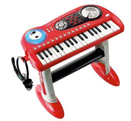 Playgo 4345   Elektronisches Rockstar Keyboard ab 20,49€
