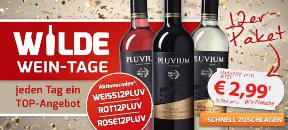 Gutscheinfehler! 18 Flaschen Pluvium Premium Selection Bobal Cabernet ab 40,83€