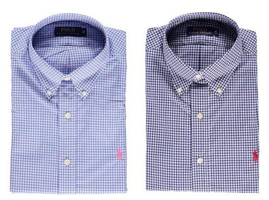 Polo Ralph Lauren Custom Fit Herren Langarm Hemd für 43,85€