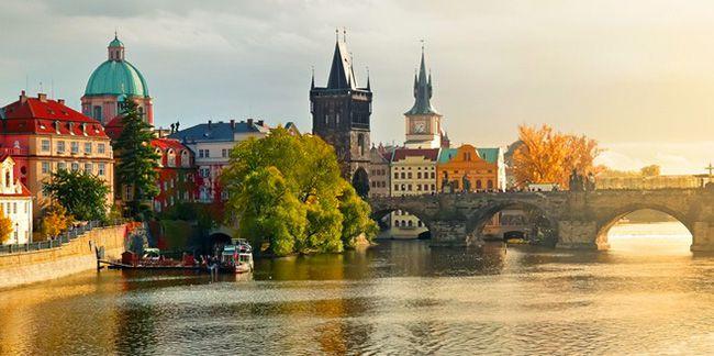 Prag 3 5 Tage Prag im 4 Sterne Hotel mit Frühstück & Extras ab 75€ p.P.