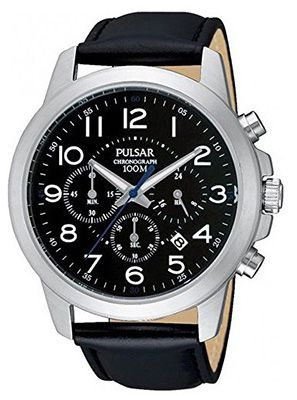 Pulsar PT3495X1 XL Klassik Herren Armbanduhr für 50,89€ (statt 87€)