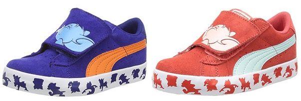 Puma S Vulc Tom & Jerry Unisex Kinder Sneakers ab 20€