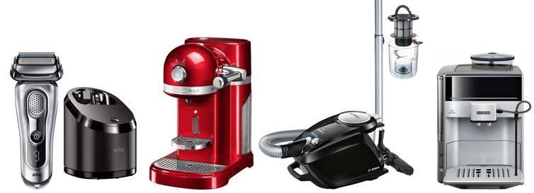 KitchenAid   Nespresso Maschine statt 384€ für 299€ + 200 Kapseln und mehr Redcoon Late Night Angebote