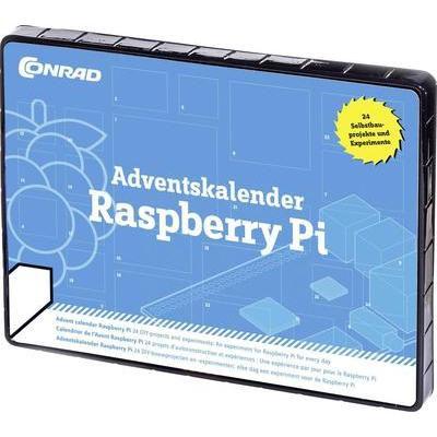 Raspberry adventskalender Für Freaks! Conrad Elektro Adventskalender ab 9,99 € oder Raspberry Pi Adventskalender für 29€