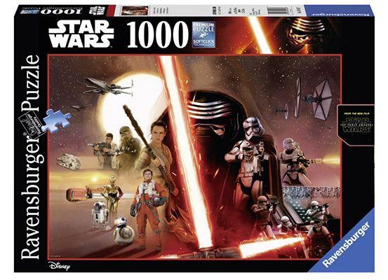 Ravensburger 19549   Star Wars Episode VII 1000 teiliges Puzzle ab 8,79€
