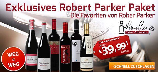Alle Robert Parke Weine um bis zu 77% reduziert + Gutscheine