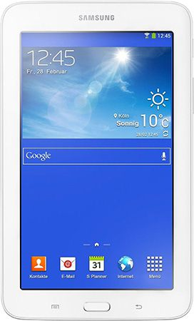 Samsung Galaxy Tab 3 Lite Samsung Galaxy Tab 3 Lite für 69,95€ (statt 100€)   7 Zoll, 8GB, WLAN