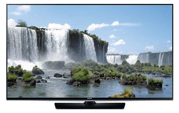 Samsung UE50J6150 Samsung UE50J6150   50 Zoll Full HD Fernseher mit Triple Tuner für 499,99€