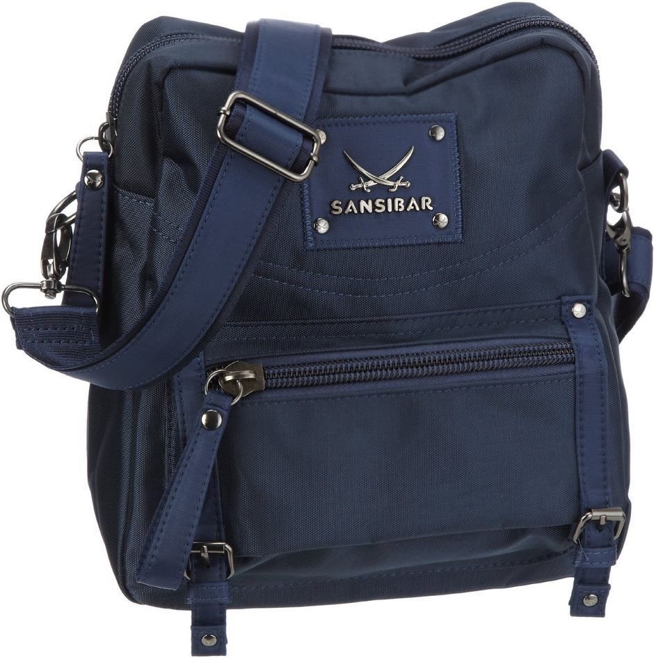 Sansibar Sansibar Twister Ltd. B 960 TL 03   Damen Umhängetasche blau für 42,42€