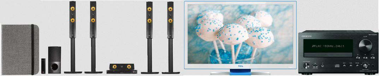 LG LHA855W + Maxdome 6 Monate Gratis, 5.1 Homecinema System für 447€ bei den SATURN Online Offers