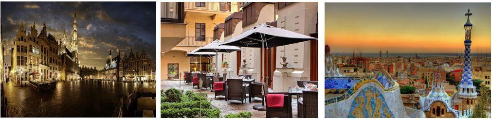 Hotel Majestic Plaza in Prag statt 130€ ab nur 53€ @Secret Escapes