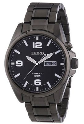 Seiko Kinetic Automatik Seiko Kinetic Automatik Herren Armbanduhr für 157€ (statt 211€)