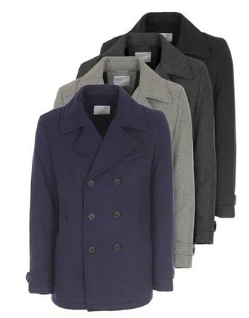 Selected Homme Mercer Wollmantel für 49,95€