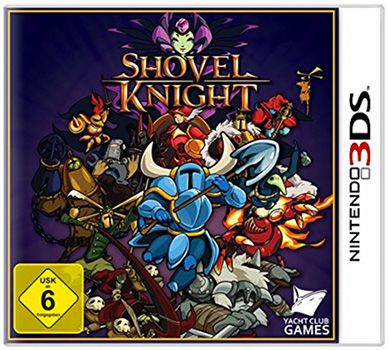 Shovel Knight (Nintendo 3DS) ab 9,99€ (statt 21€)