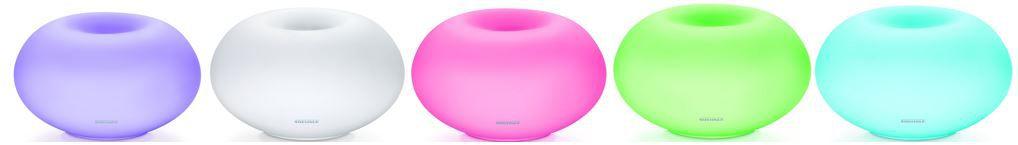 Soehnle 68056 Milano Plus   Aroma Diffuser mit LED Farbwechsel für nur 49,90€