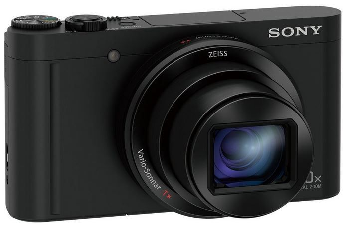 Sony DSC WX500B   18MP Kompaktkamera mit Full HD für 189€ (statt 228€)