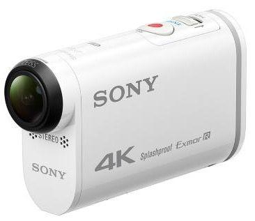 Sony FDR X1000V   4K Actioncam mit ZEISS Tessar Objektiv für 199,99€