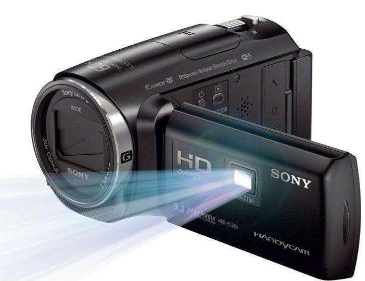Sony HDR PJ620 Full HD Camcorder statt 437€ für nur 369€